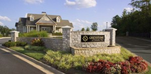 Greystone Properties Columbus Park apartments entrance and club house
