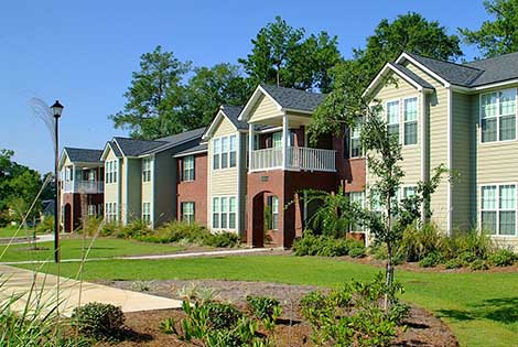 Greystone Properties Columbus, GA Apartments at Leesburg, GA