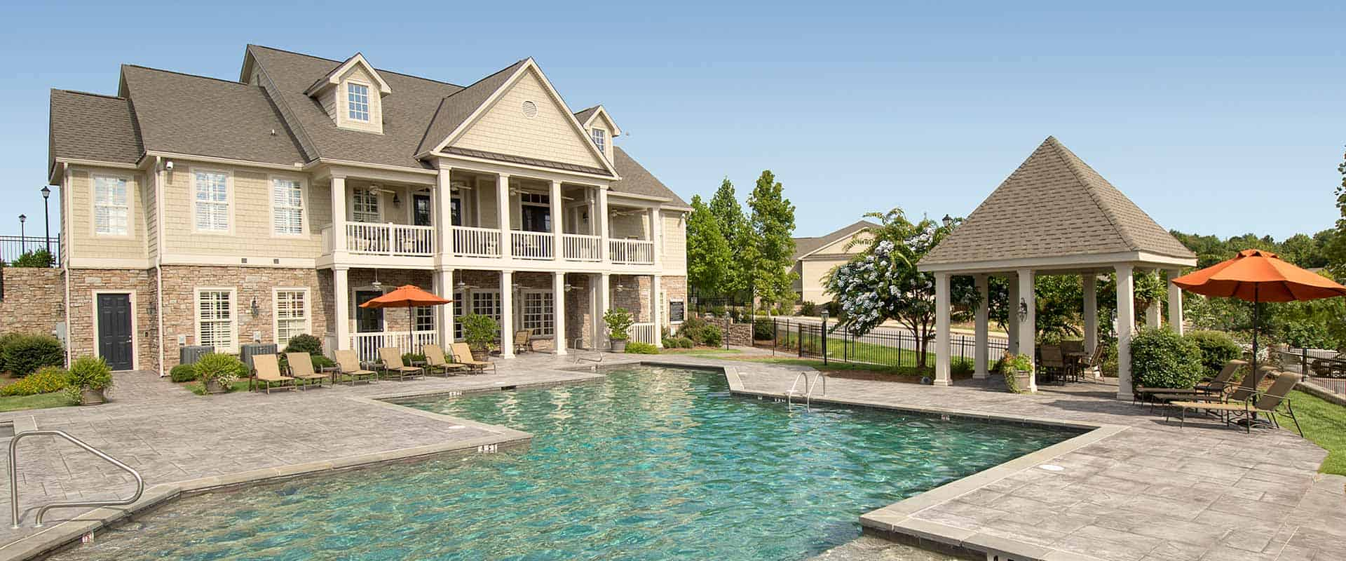 Greystone Farms Reserve Pool Greystone Properties Columbus GA Apartments
