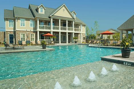 Pool Greystone farms Columbus GA Apartments