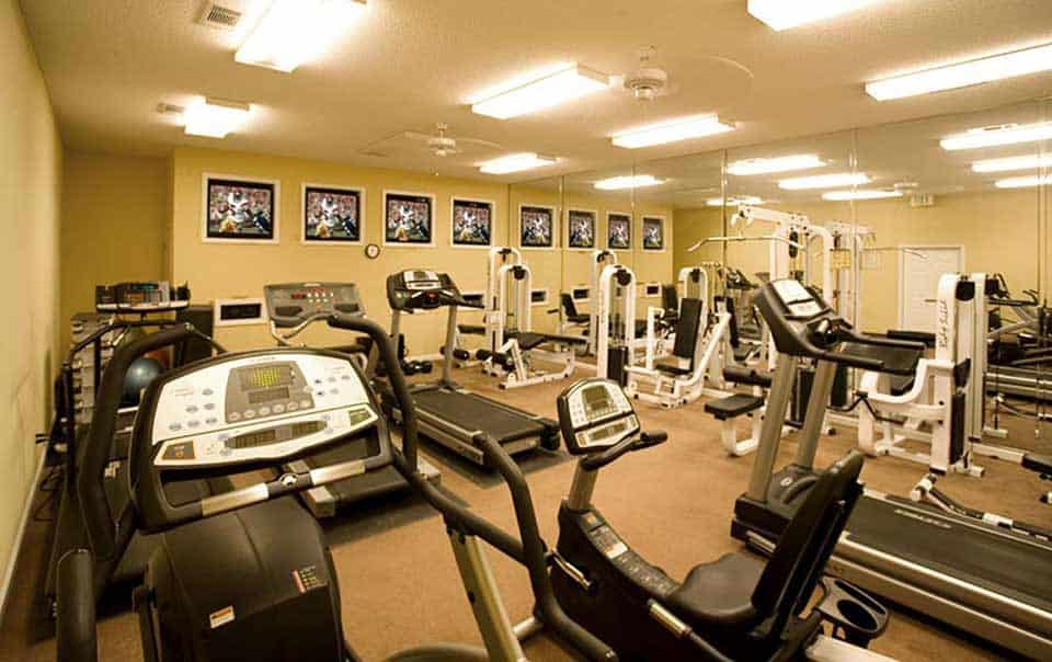 Greystone Farms State of The Art Gym