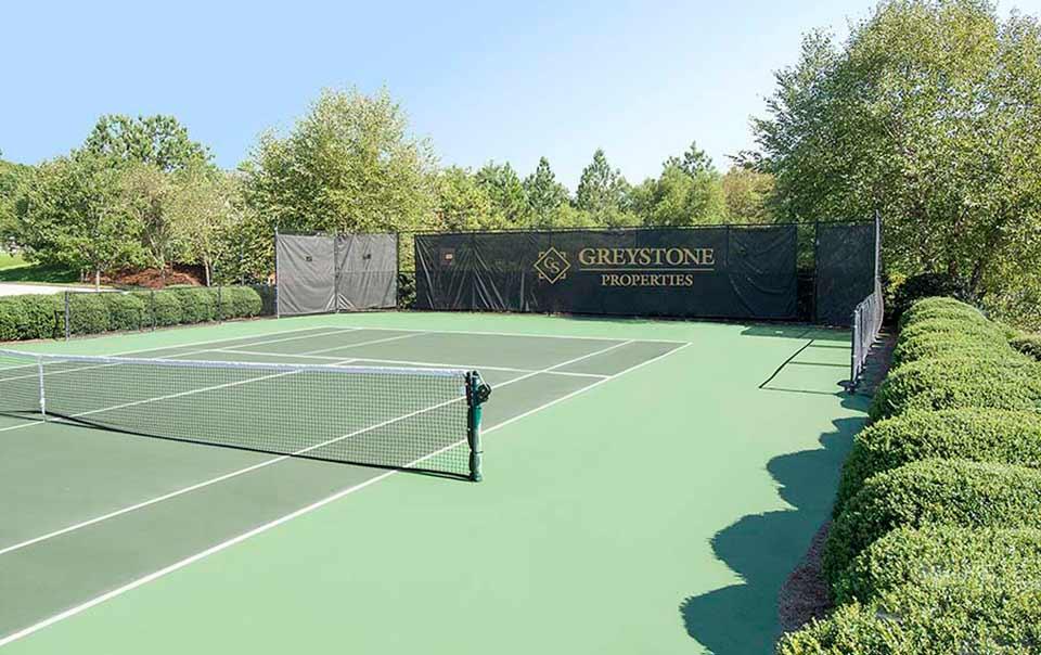 Greystone Farms Tennis Center Greystone Properties Columbus GA Apartments