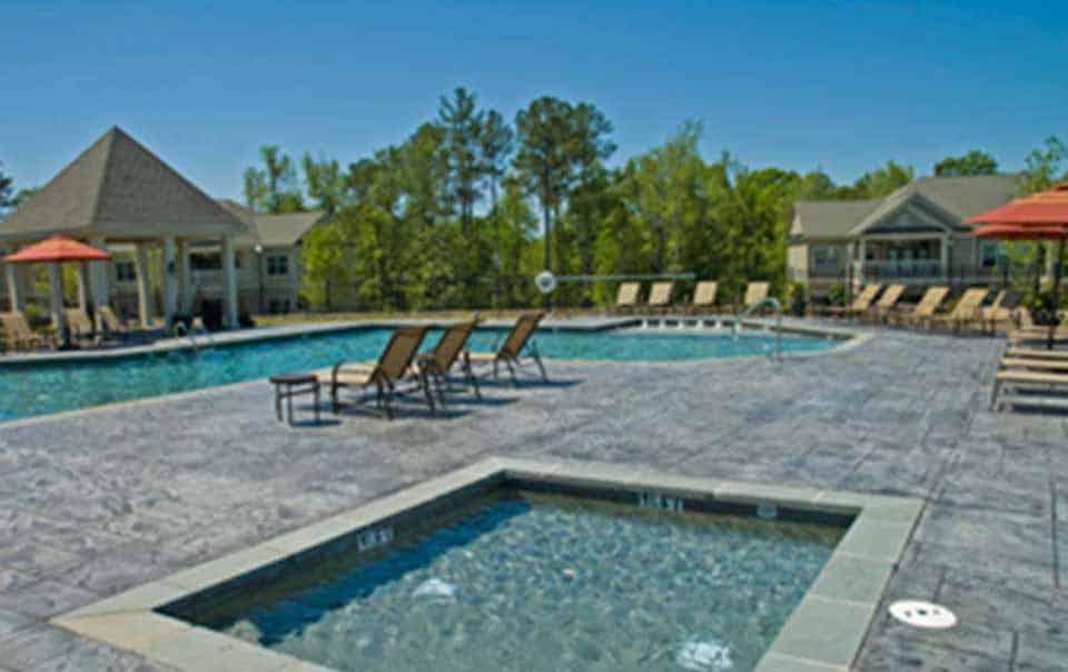 Pool Greystone farms Reserve Columbus GA Apartments