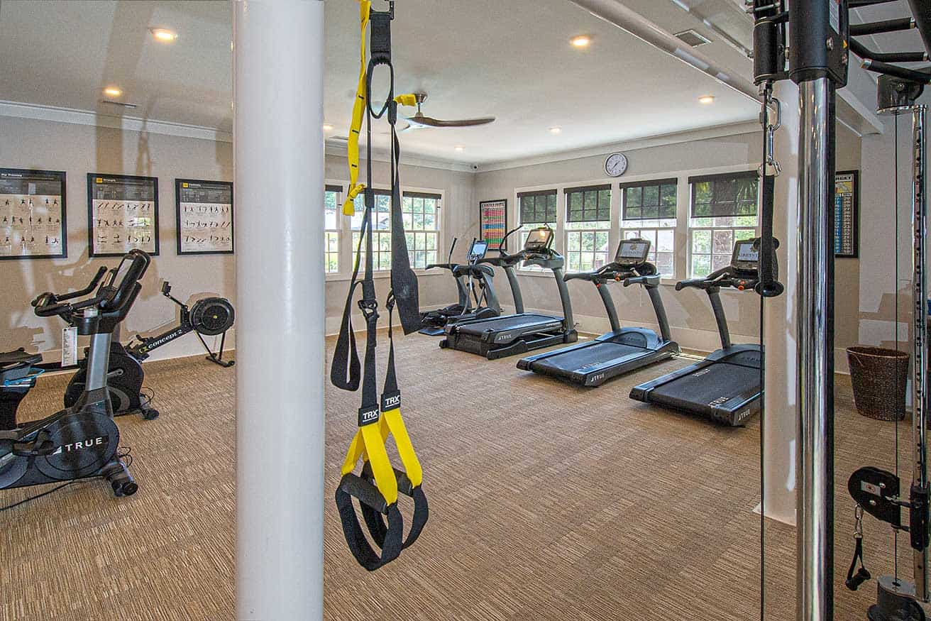 Greystone at The Woodlands State of the Art Fitness Center