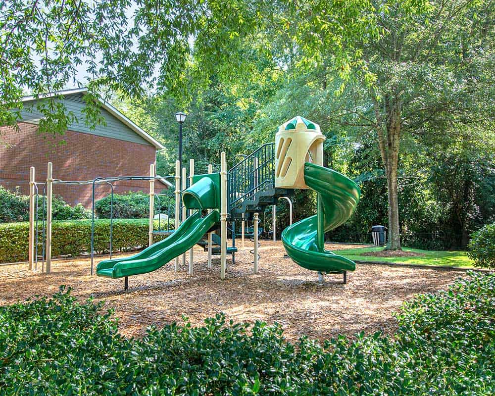 Greystone at The Woodlands Playground