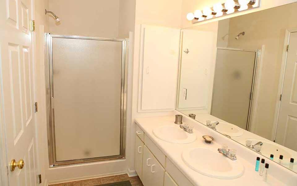 Granite vanity t Greystone at Inverness Columbus GA Apartments
