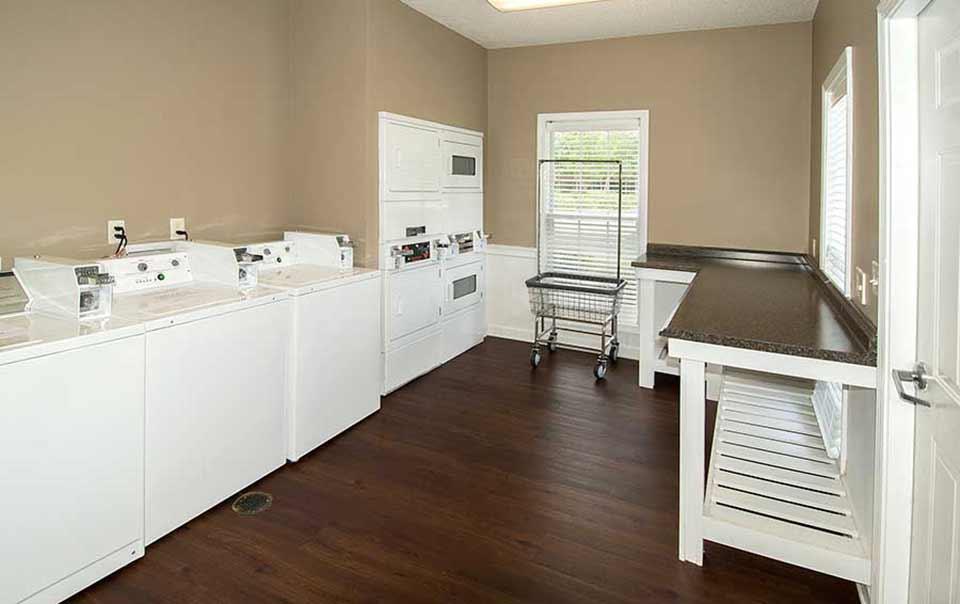Laundry at Greystone at Inverness Columbus GA Apartments