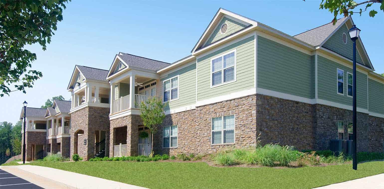 Greystone Properties Columbus GA apartments Maple Ridge