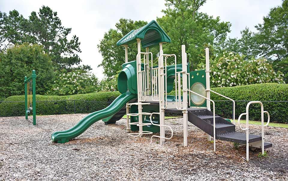 Playground at Greystone at Green Island Oaks Columbus GA Apartments