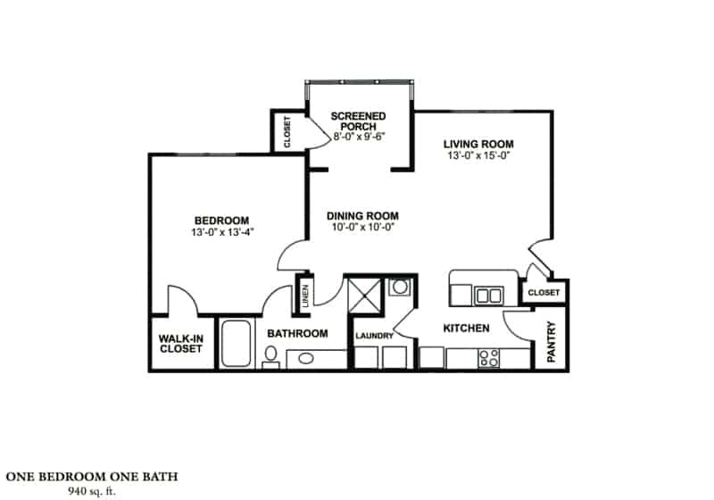 Greystone's Columbus Georgia Apartments have the best floor plans