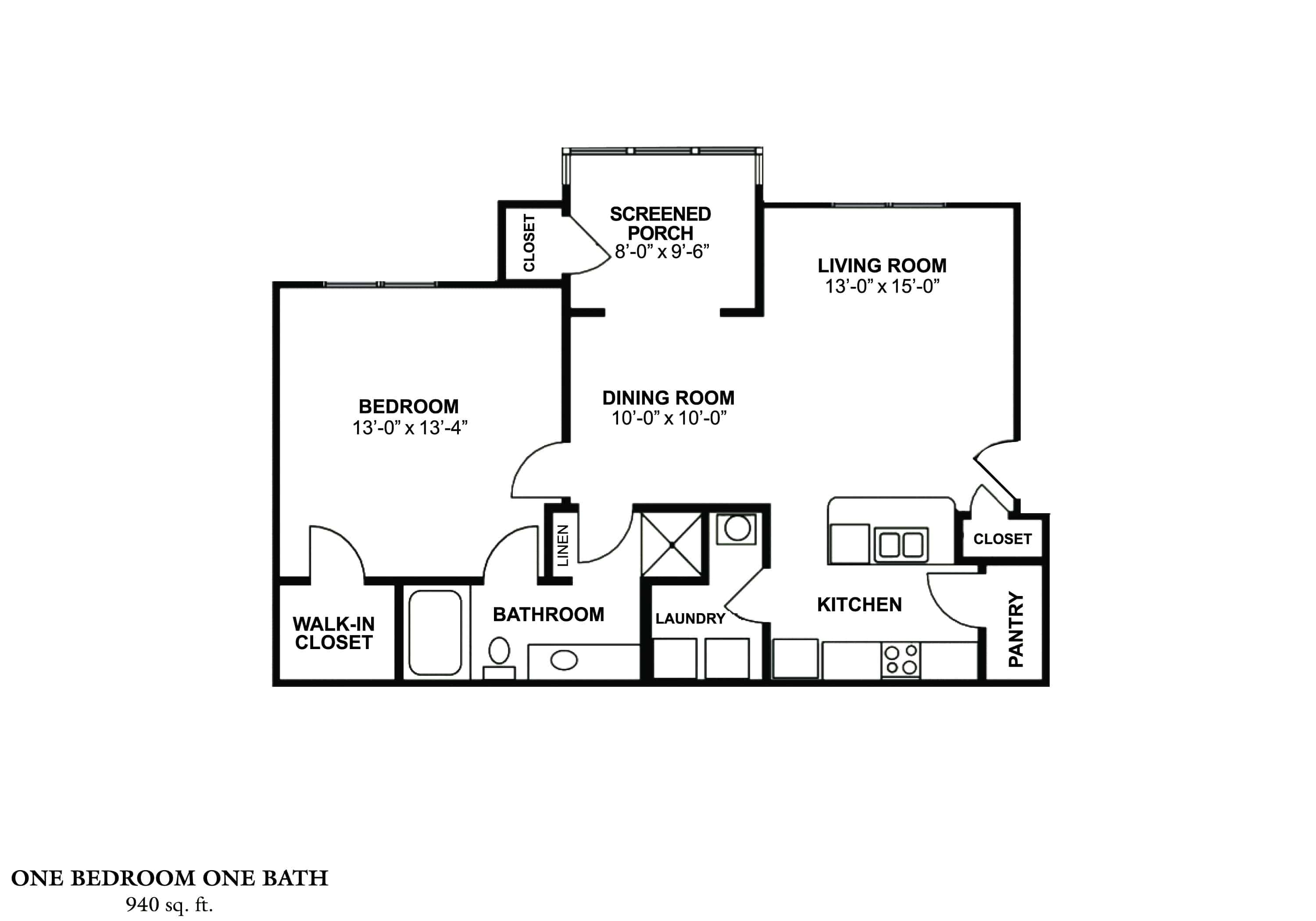 Greystone's Columbus Georgia Apartments have the best floor plans