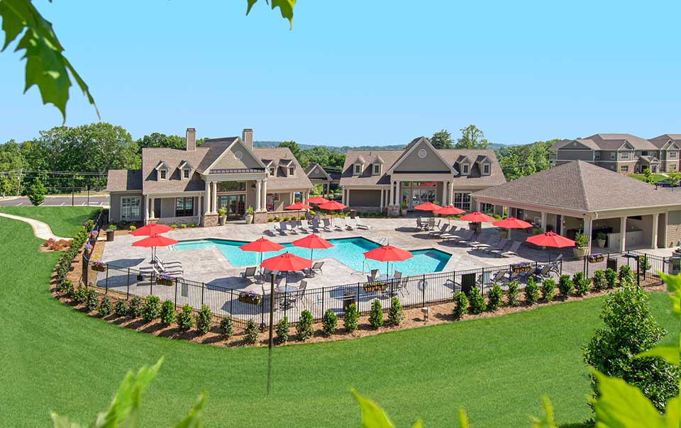 Greystone Pointe Apartments located in Hardin Valley