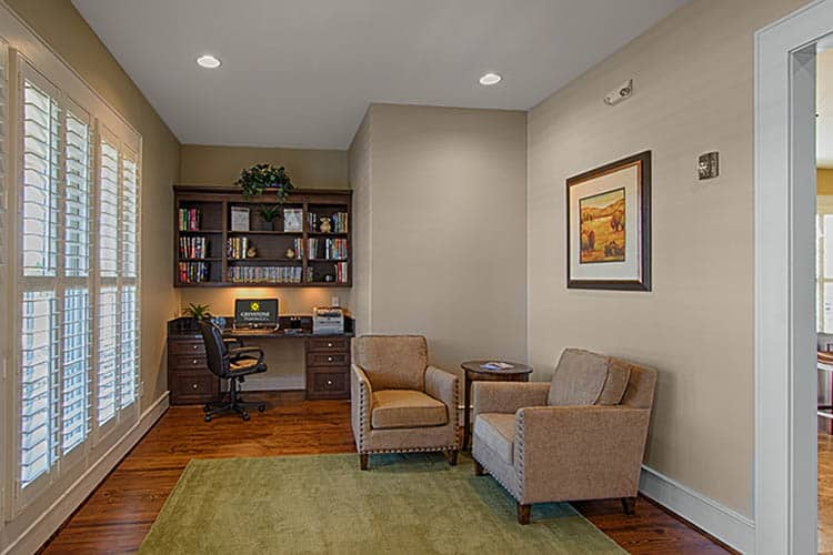 Greystone at Riverchase 24 Hour Business Center