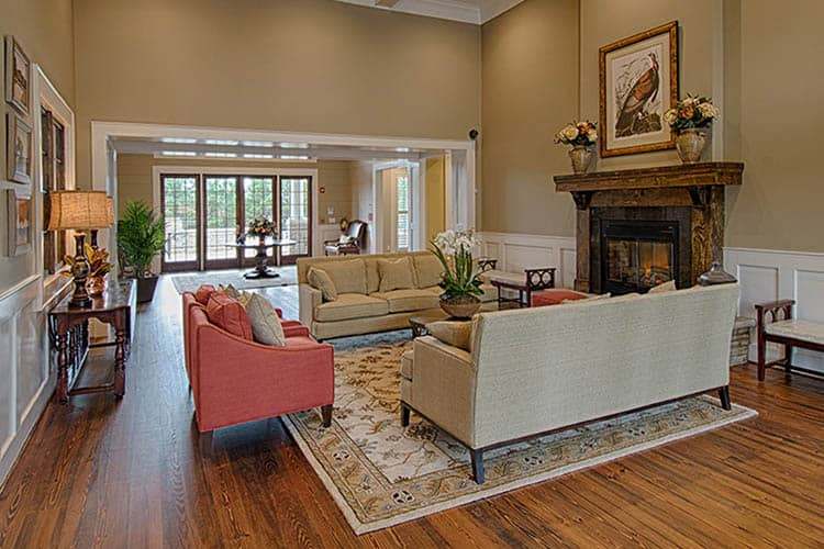 Greystone at Riverchase Well-Appointed Clubhouse