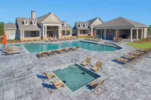 Greystone at Riverchase Resort Style Swimming Pool with Wading Pool