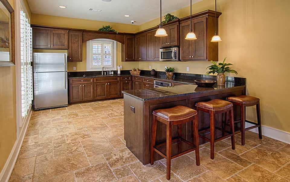 Greystone Properties Columbus, GA Apartments Riverchase ktichen