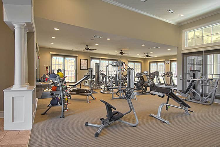 Greystone at Riverchase State of the Art Fitness Center