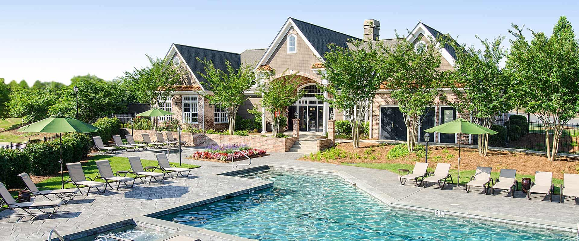 Greystone Summit Pool