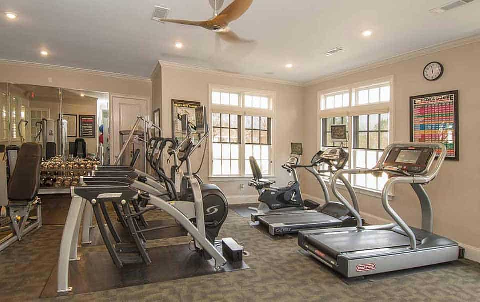 Greystone Summit gym