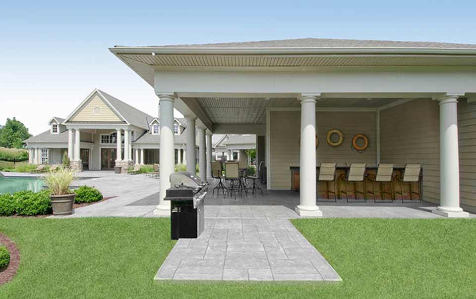 Gazebo at Summit at Greystone Properties Knoxville,TN Apartments