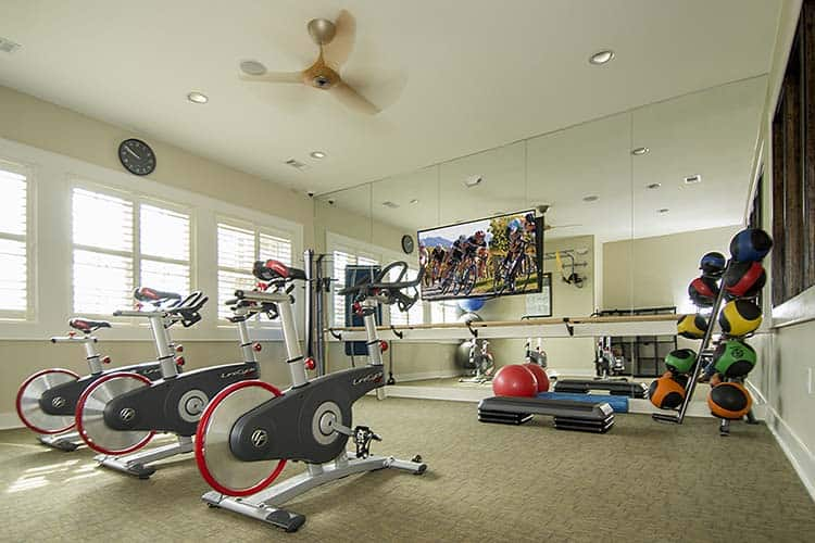 Greystone Apartments Knoxville, TN cardio fitness center