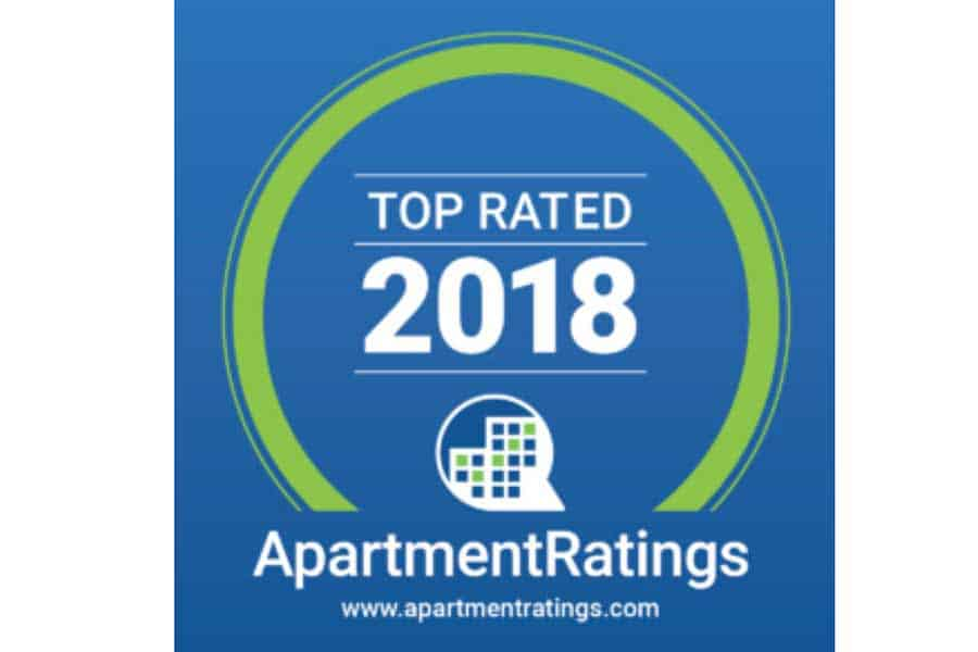 Greystone Properties Country Club Apartments rated 2018 Top Rated Appartment
