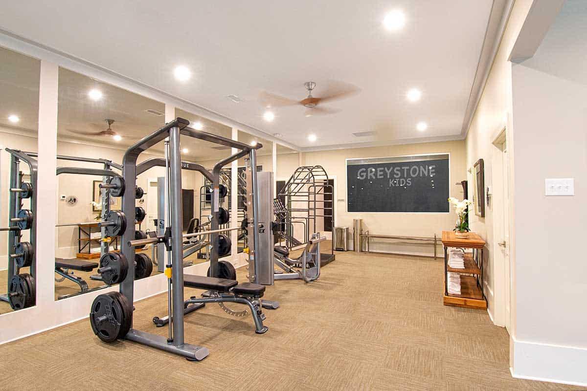 Greystone Properties Farms New Fitness Center 3