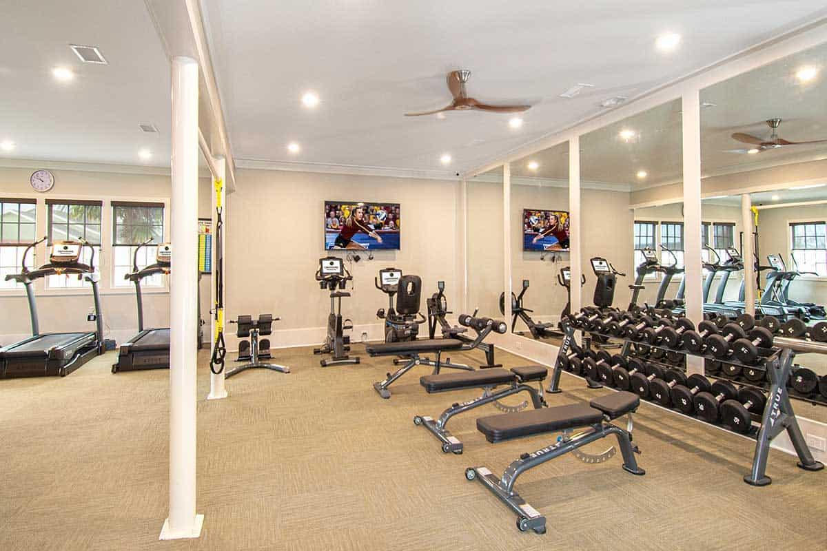 Greystone Properties Farms New Fitness Center 2