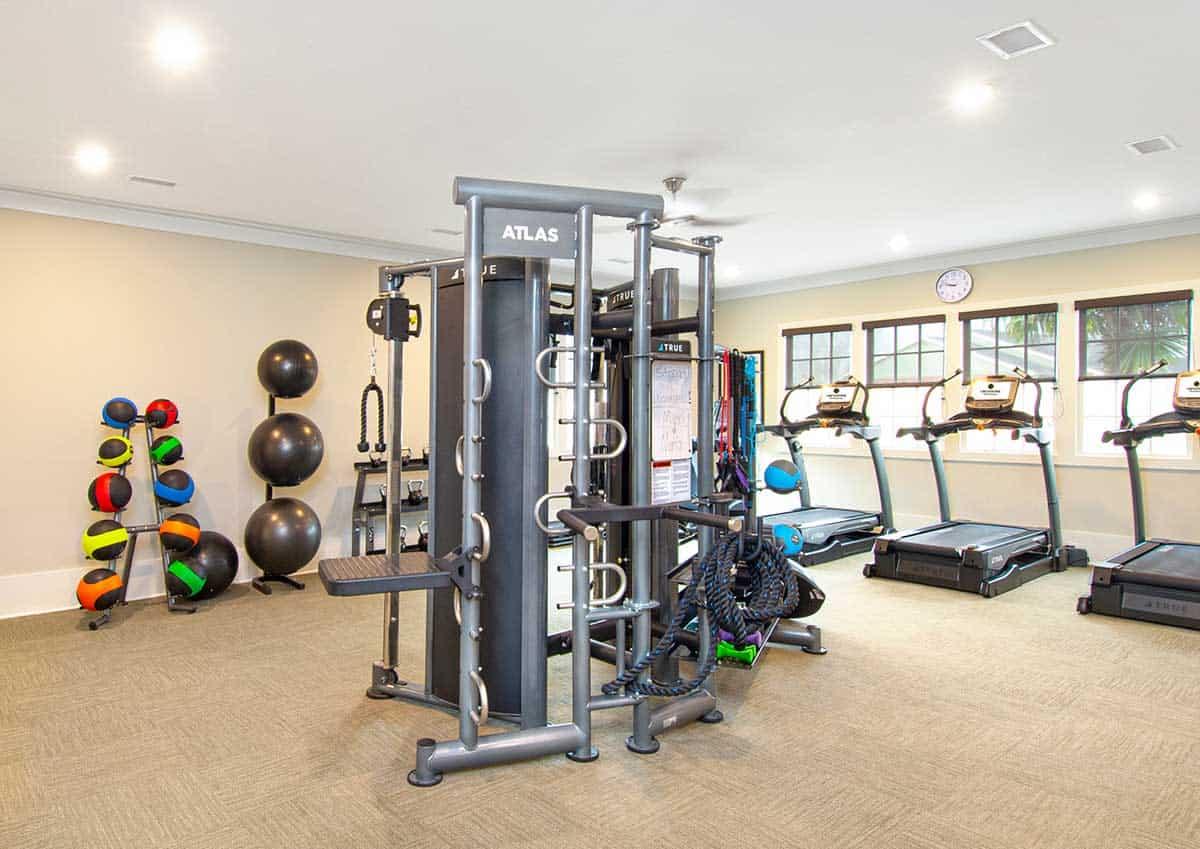 Greystone Properties Farms New Fitness Center Greystone Properties Farms New Fitness Center 1