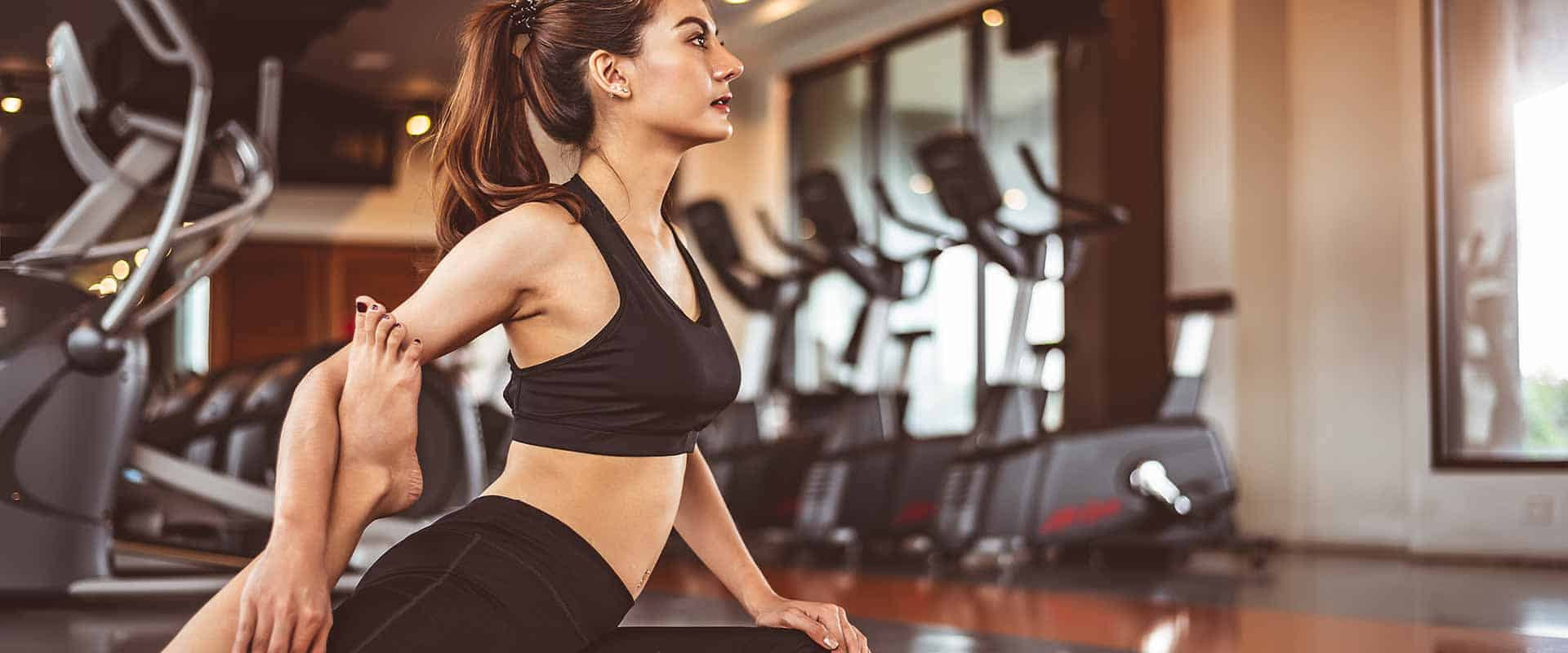Stay fit and in great shape at Greystone Properties Apartments gyms and greycard fitness & health participants