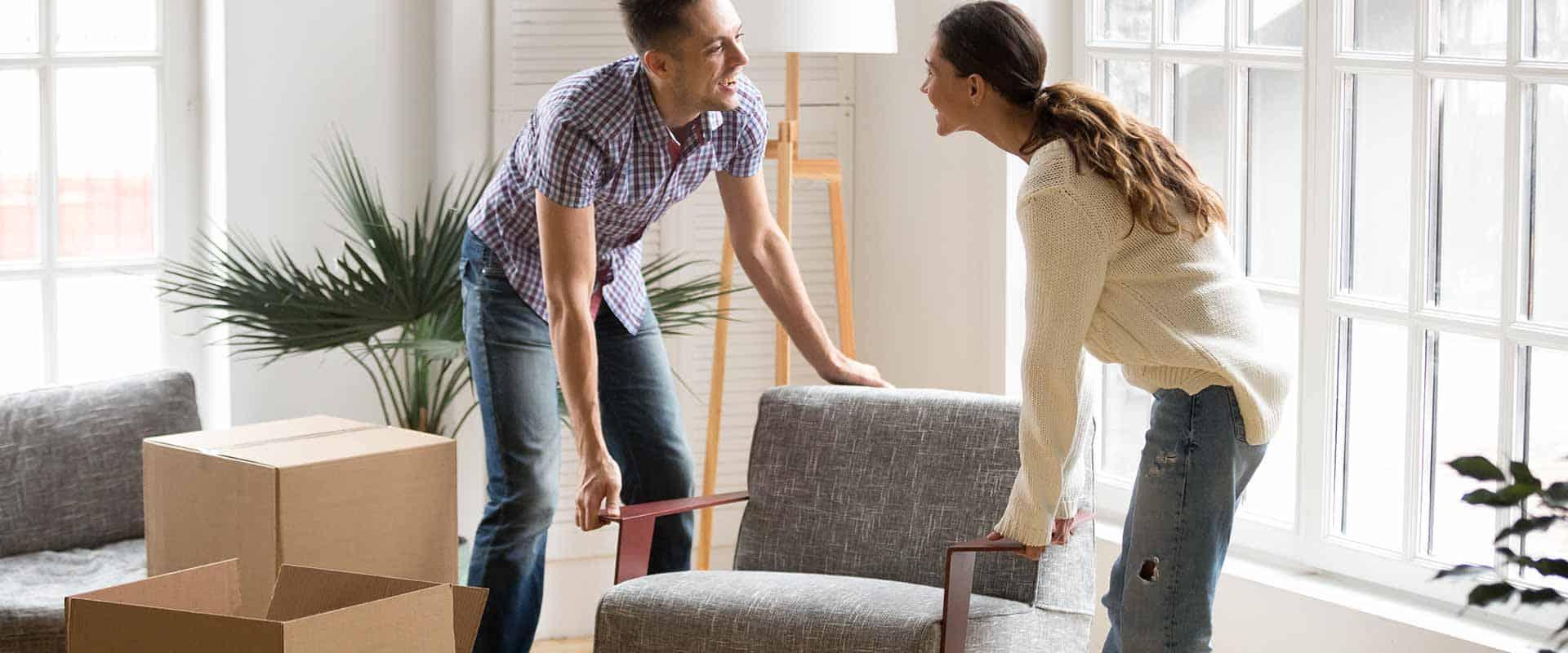 Greystone Properties Columbus GA apartments will save you money on home furnishings