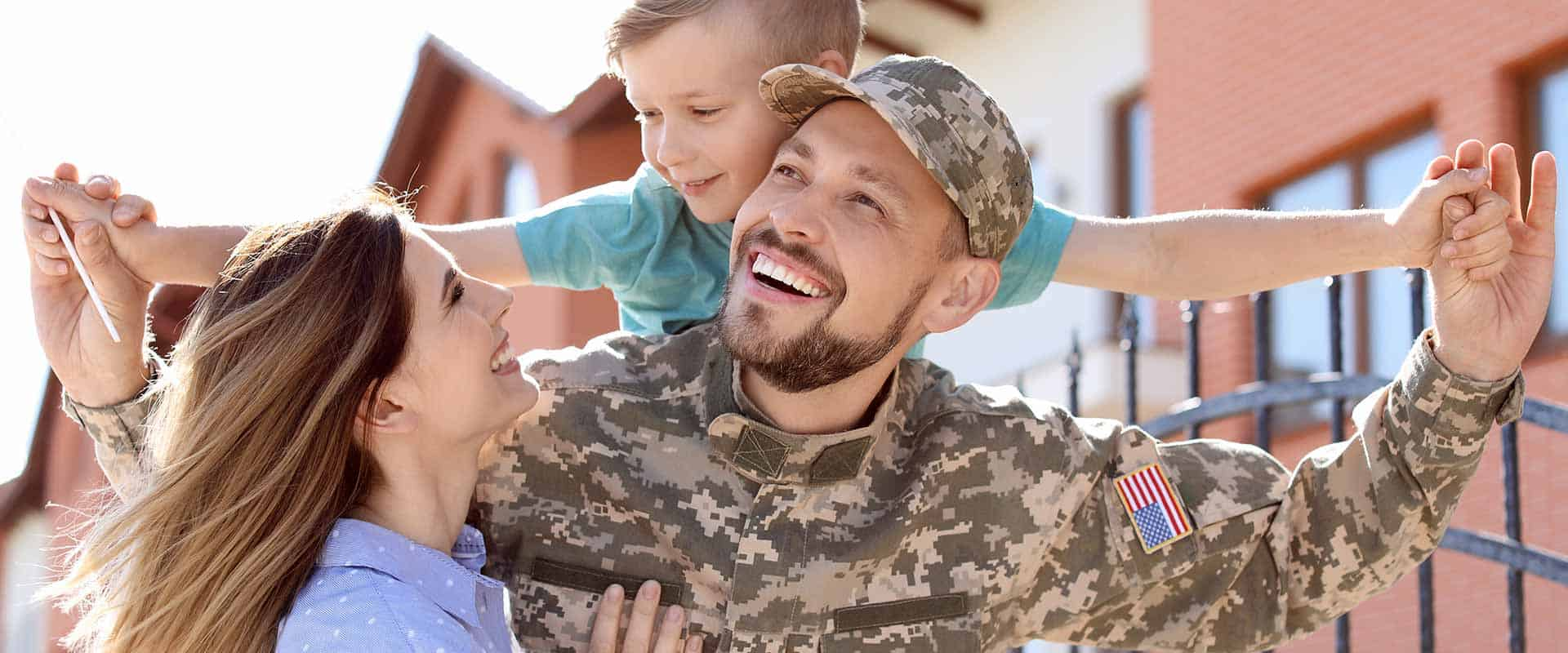 Greystone Properties GreyCard provides great benefits to Military Tenants who rent from Greystone