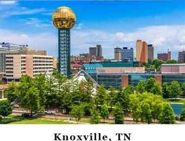 Knoxville TN most luxurious living in the southeast at Greystone Knoxville.