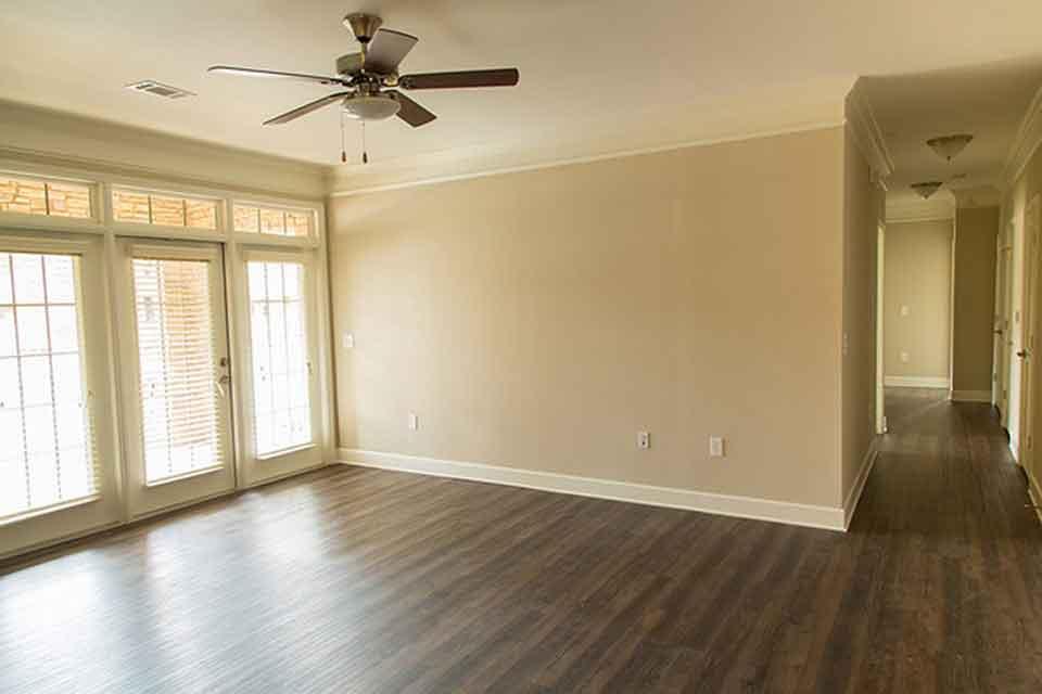 Greystone Summit at Forsyth Living Room