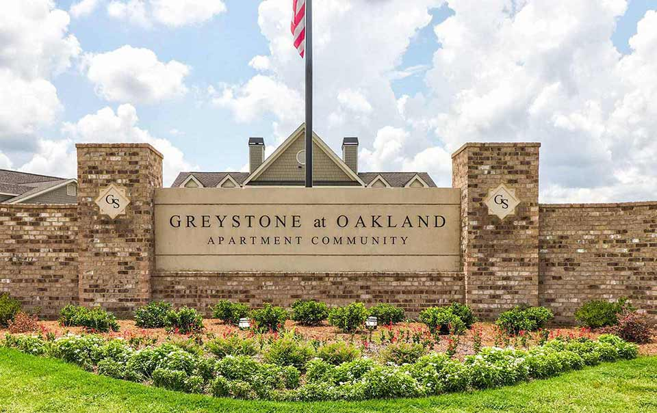 Welcome to Greystone at Oakland Leesburg and Albany Apartments