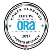 Power Rankings 2017 J Turner Research