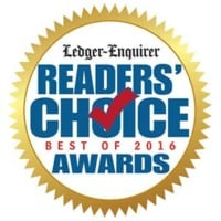 Readers' Choice Best of 2016 Awards for best apartment living in Greystone Properties Apartments.