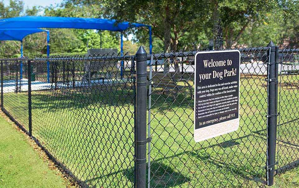 greystone properties gulf breeze reserve apartments dog park