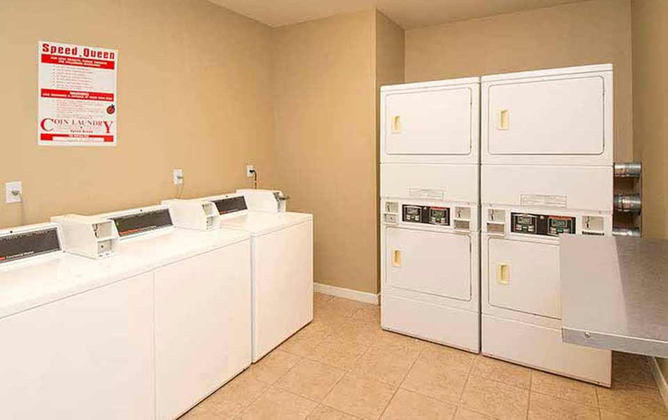 Gulf breeze laundry room