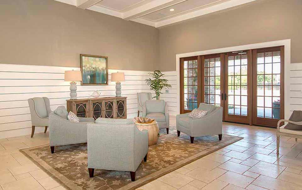 greystone properties gulf breeze reserve apartments club house area