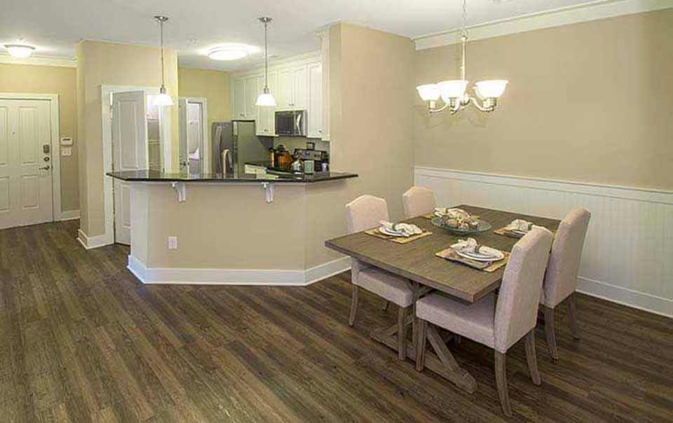 greystone properties gulf breeze reserve apartments kitchen