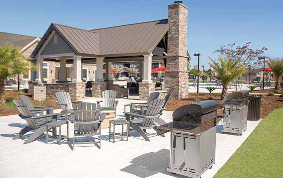 greystone properties gulf breeze reserve apartments gazebo