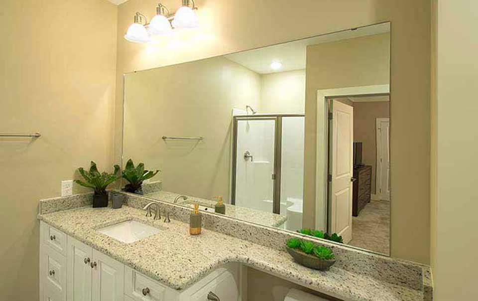 greystone properties gulf breeze reserve apartments master bath