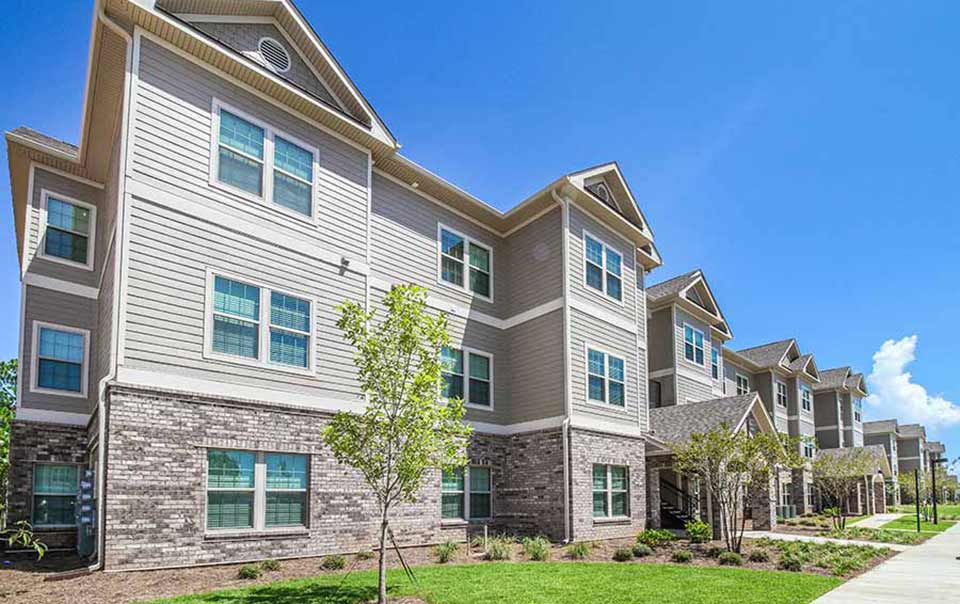 greystone properties gulf breeze apartments outside view